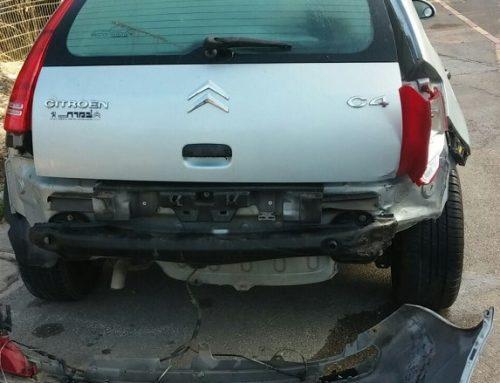 מה עושים עם מצבר של רכב לאחר תאונה?