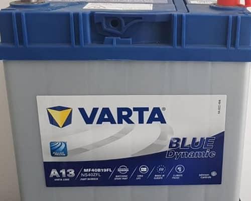 מצבר ורטה 35 אמפר